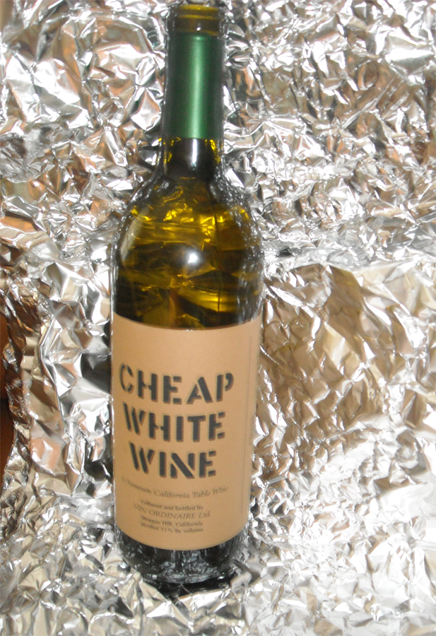 Cheap white wine cheap wine snobs for Good but cheap wine