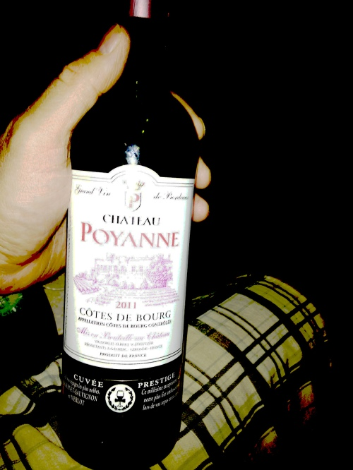 Chateau Poyanne2 2011
