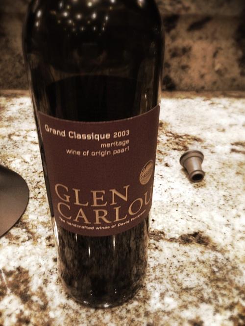 glen carlou new