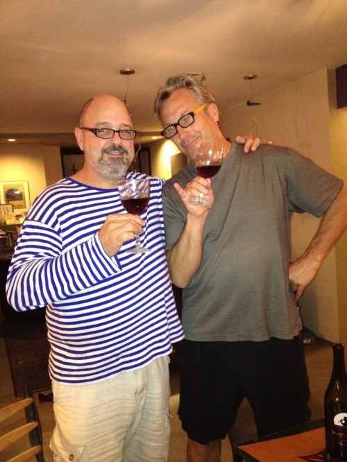 John and Jeff Wine