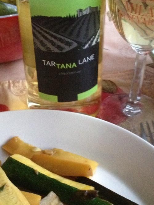 Tartana Chard 2012 -Spain