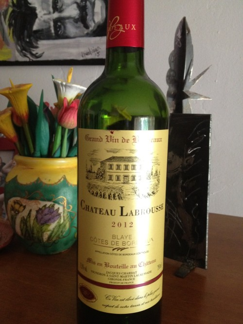 Chateauu LaBrousse 2012